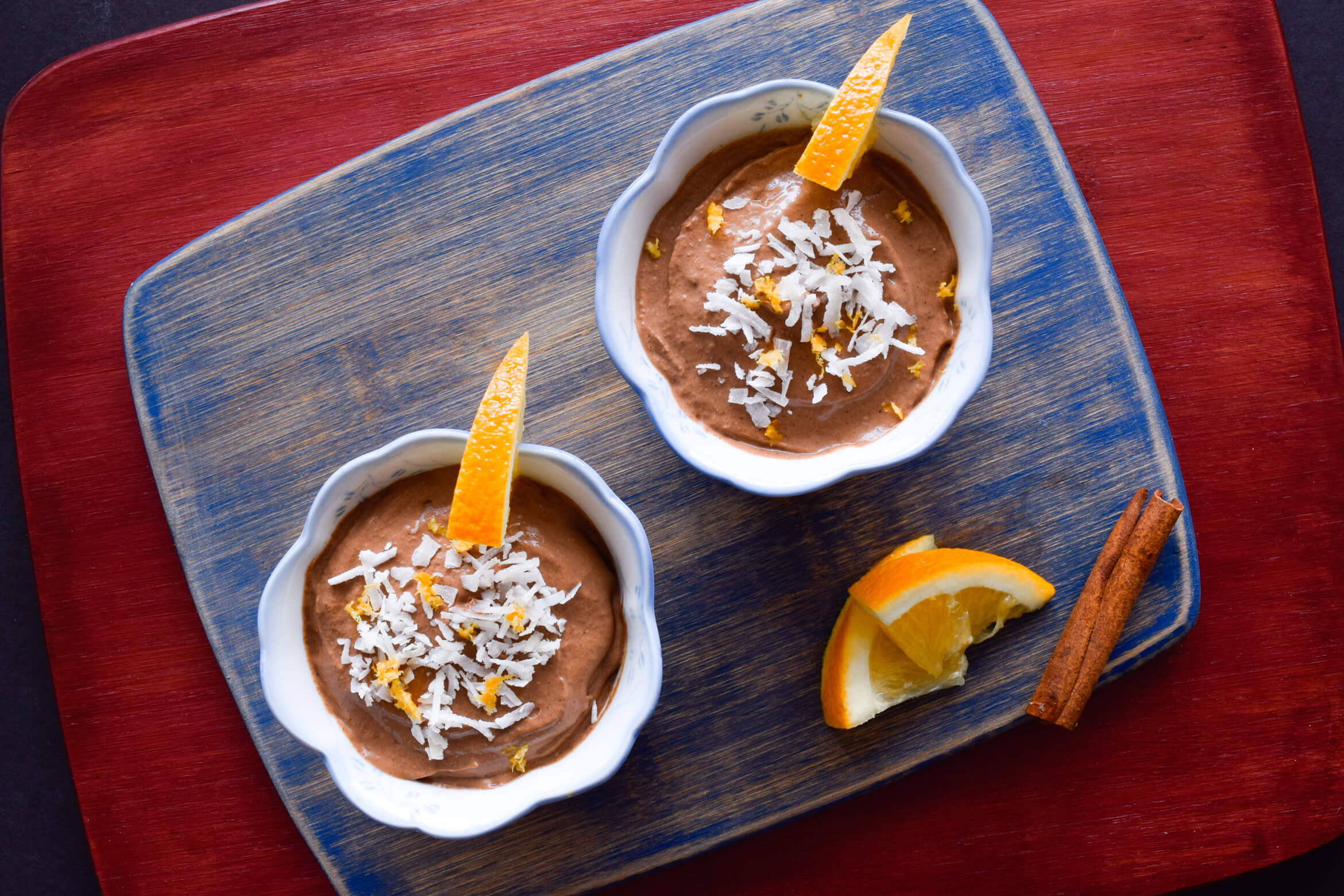 Mayan (Yours) Chocolate Mousse