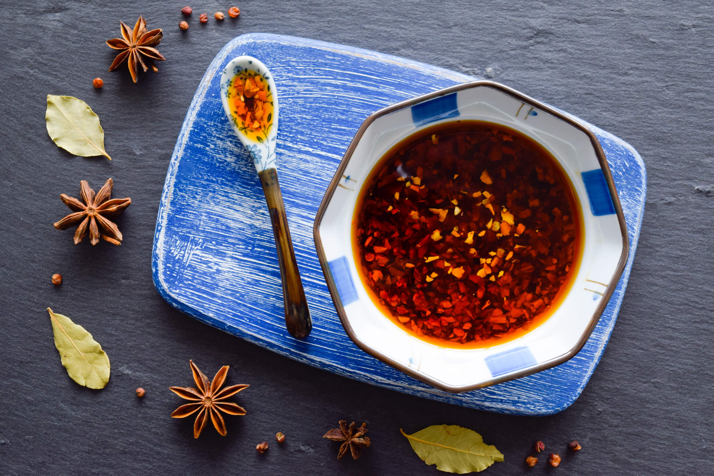 Sassy n' Sizzling Sichuan Chili Oil